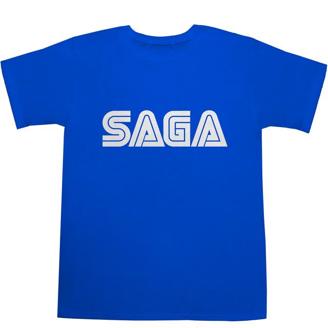 SAGA Tシャツ