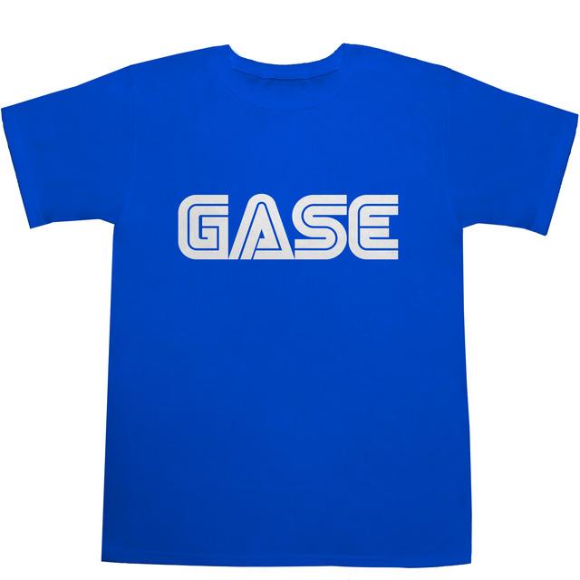 GASE Tシャツ