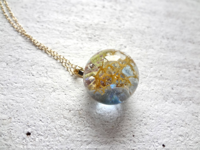 <SOLD>  Seascape Necklace M