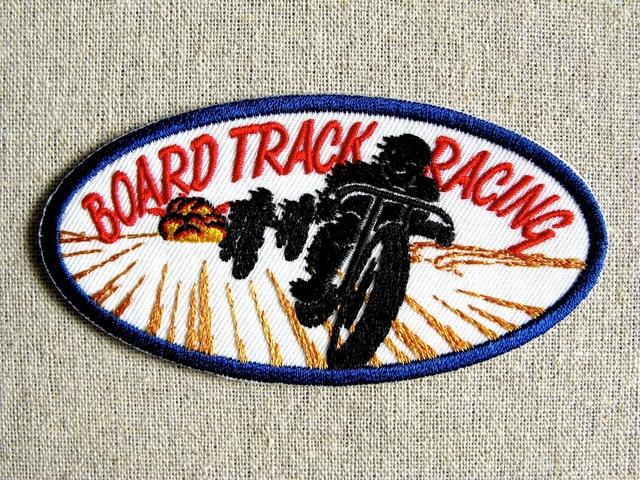 ��BOARD TRACK RACING�ٻɽ���åڥѥå�