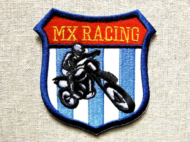 ��MX RACING�ٻɽ���åڥѥå�