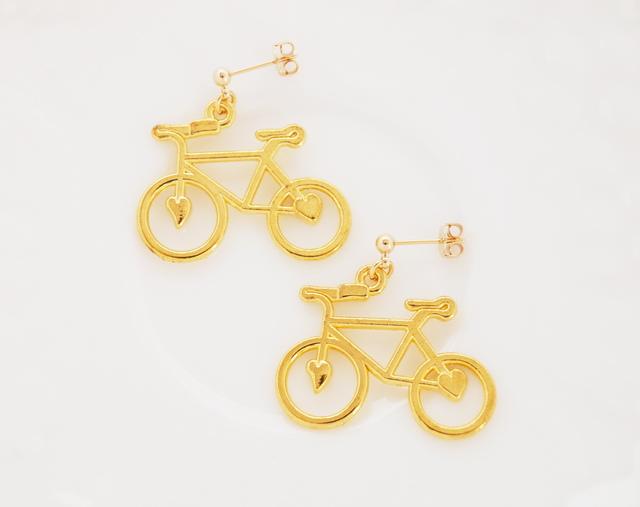 Bicycleピアス