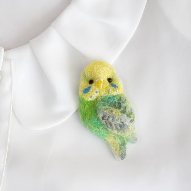 【mさまご注文分】ふわふわ小鳥ブロー...