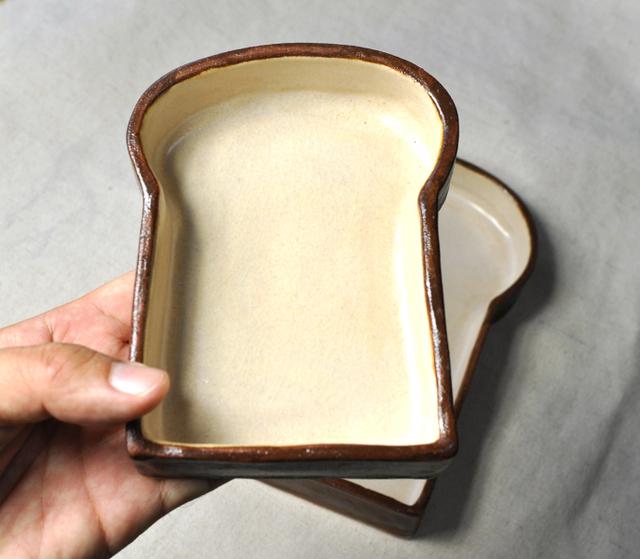 食パンのグラタン皿 BASIC 〜Sサイズ〜...