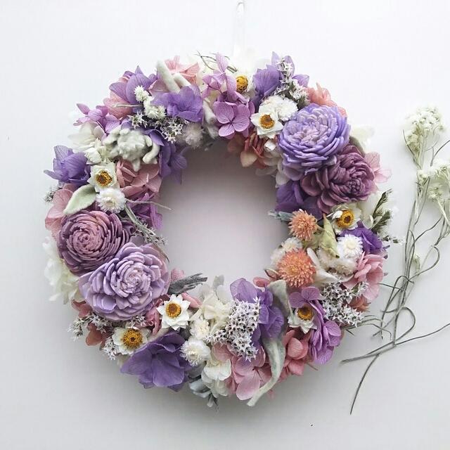 《ご予約品 ゆいかさま》秋冬  紫いっ...