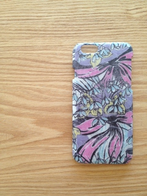 リバティ iphone6ケース(キャサリン)