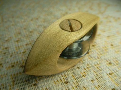 ボビン(11.5mm)式 イエローポプラ