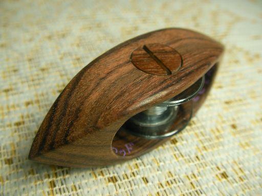 ボビン(11.5mm)式 バイオレットウッド