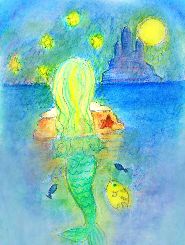人魚姫 ポストカードセット