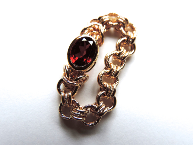 『 Balance ( heart ) 』Ring by K14GF