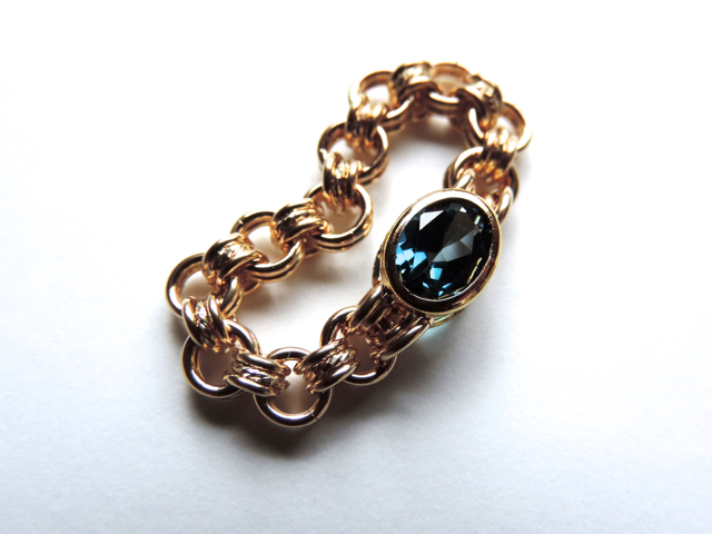 『 Angle ( heart ) 』Ring by K14GF