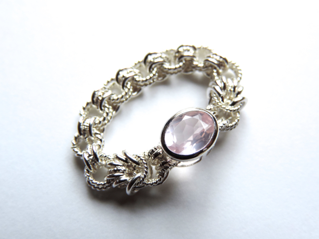『 Shiny flower ( inner ) 』Ring by S...