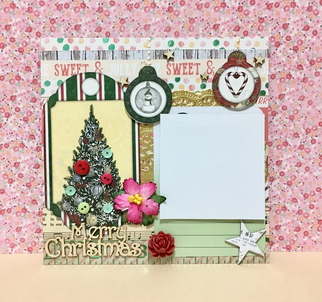クリスマス☆6インチ完成品