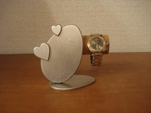 ダブルエッグダブルハート腕時計スタンド