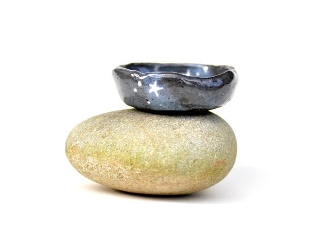 星の豆小鉢
