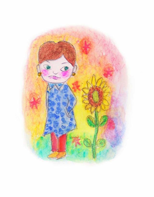 夏の似合う少女 ポストカードセット