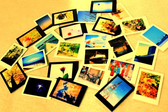 可愛くて小さい写真をたくさん飾りたい願望を叶えてくれる27枚 ...