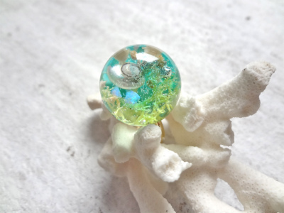 <SOLD>Seascape Ring W