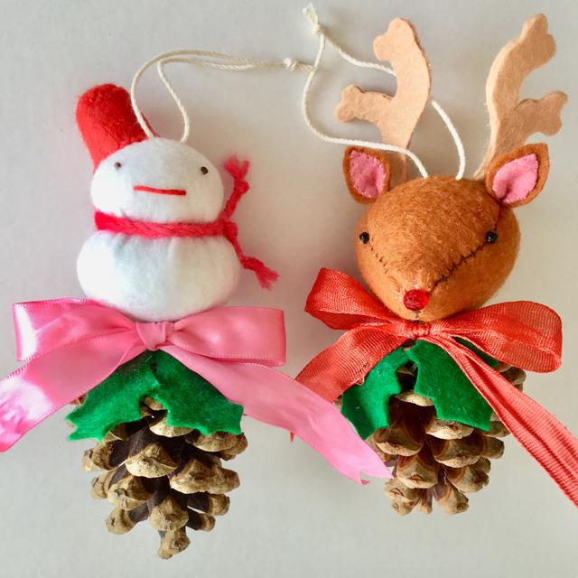 【受注生産】クリスマスオーナメント