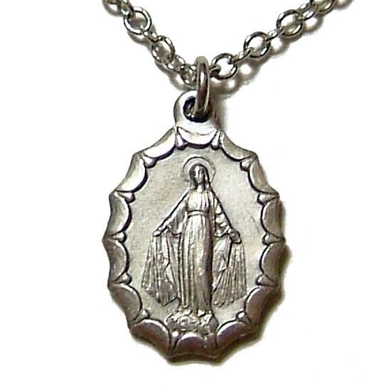 聖母マリア様ネックレス