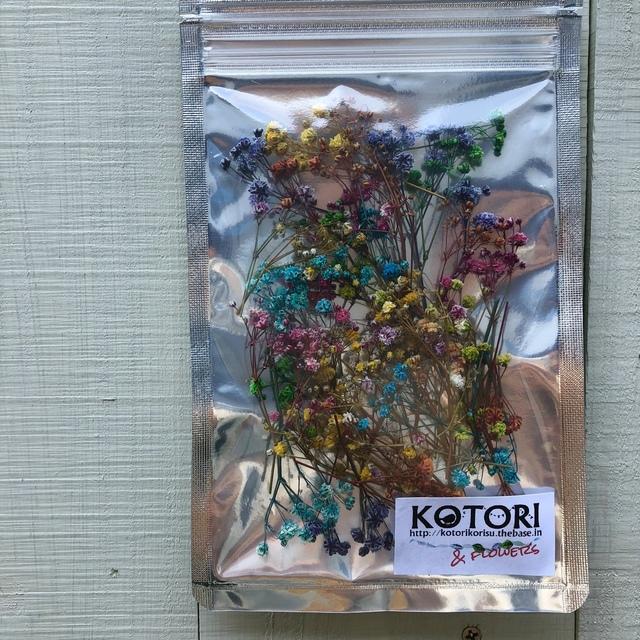 Assorted flowers bag *mini * rainbow ...