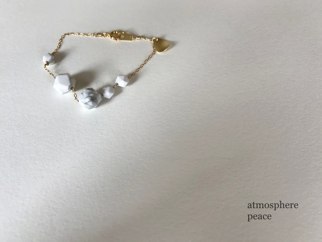 Madam Polygon(bracelet)