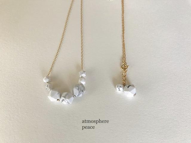 Madam Polygon(necklace)