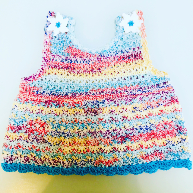全て手編みのBabyのお洋服です??*??