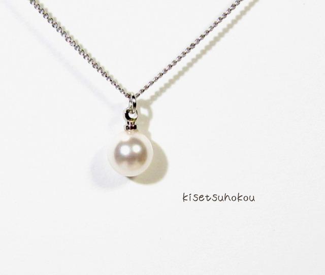 glass pearl berry���ͥå��쥹��WH-SV 6mm