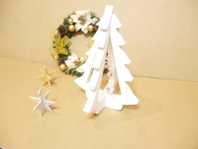 卓上クリスマスツリー