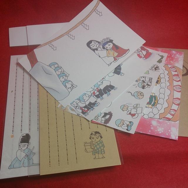 【送料込】歌舞伎ポストカード福袋