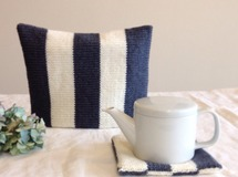 Tea Cozy:stripe (S)
