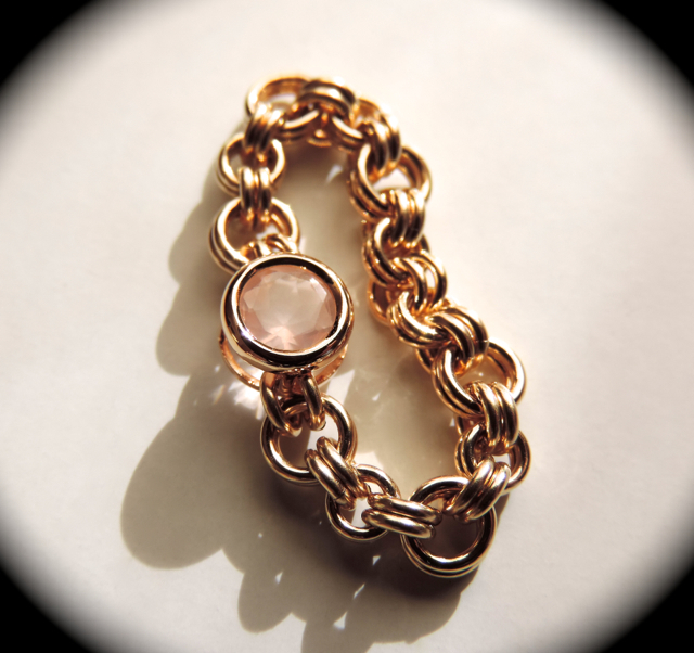 �� Heart of gold ��Ring by K14GF