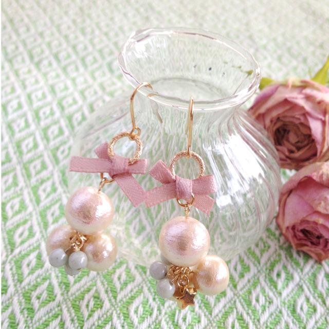 pearl drops<pink>