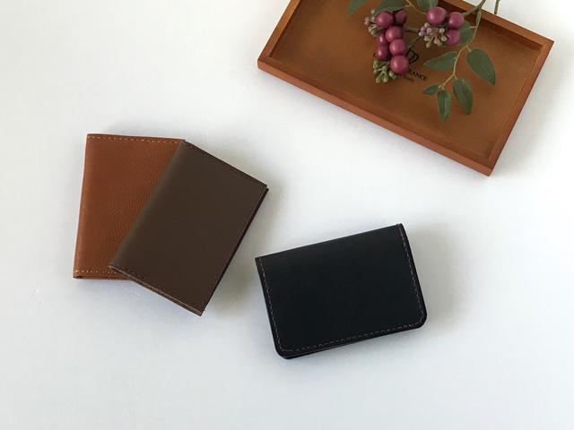 【sale】レザーパス・カードケース