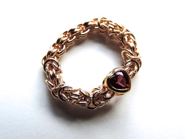 『 Heartfelt ( feeling ) 』Ring by K1...