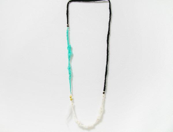 (再販)羊毛ネックレス3