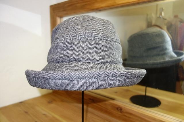 フリーサイズ冬帽子(ブリム短タイプ)