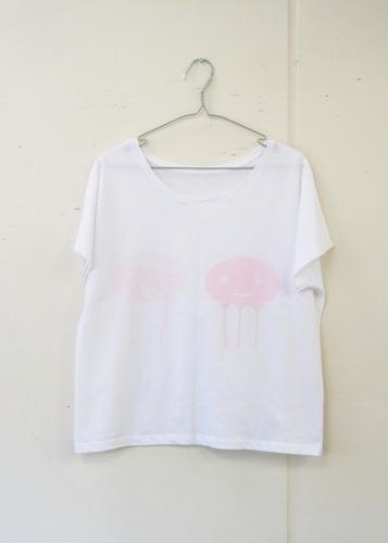 おはぎのTシャツ▲ホワイト▲