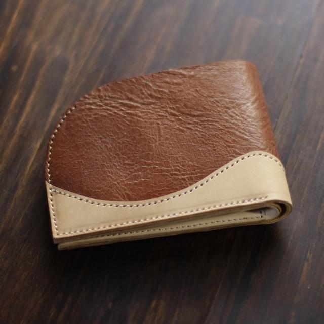 MOINEAU (モワノ) 2つ折り財布