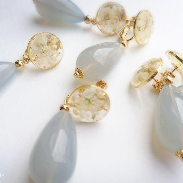 1828さまorder**【bloom koron】white