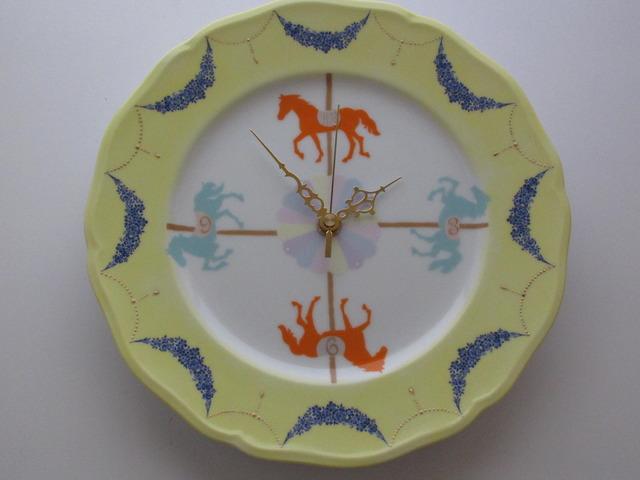 メリーゴーランド時計