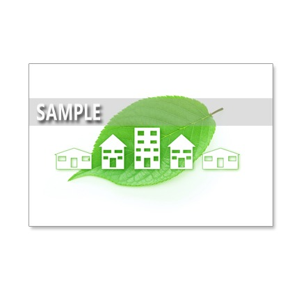 1106)緑の中で リラックス気分満載  ポストカード5枚組