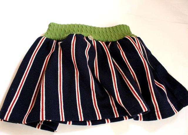 ギャザースカート 80-90