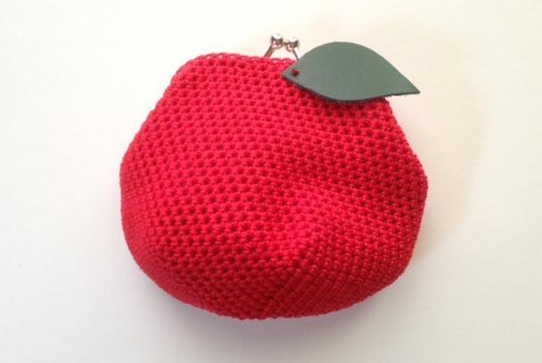 りんごのがまぐち
