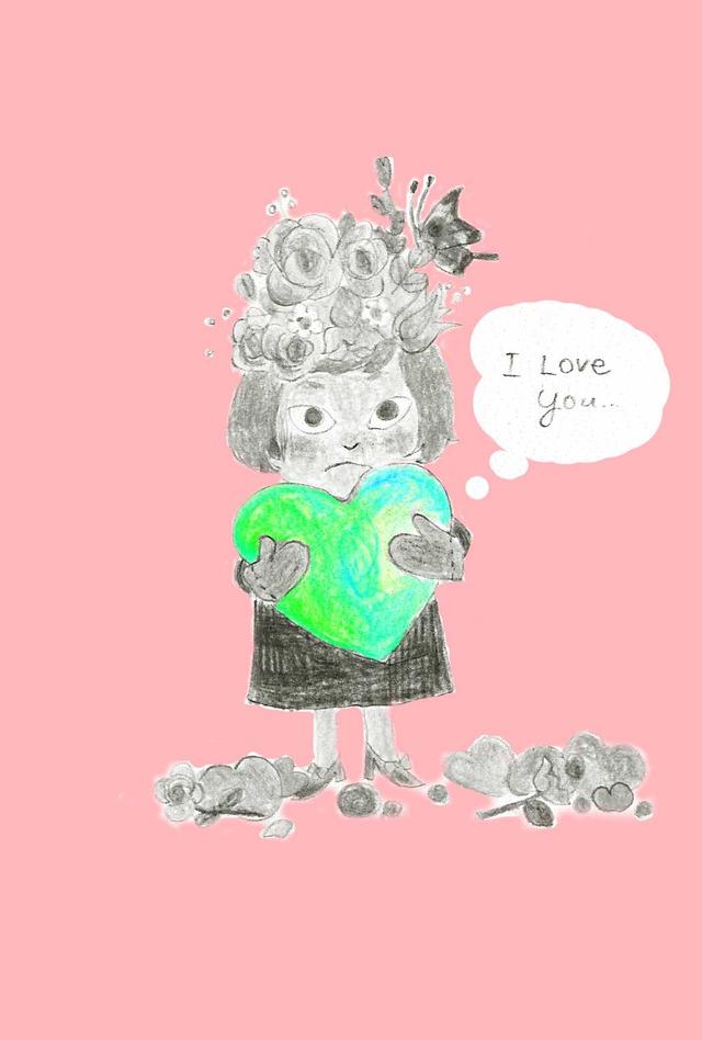 ��love you(�ԥ�)���ݥ��ȥ����ɥ��å�