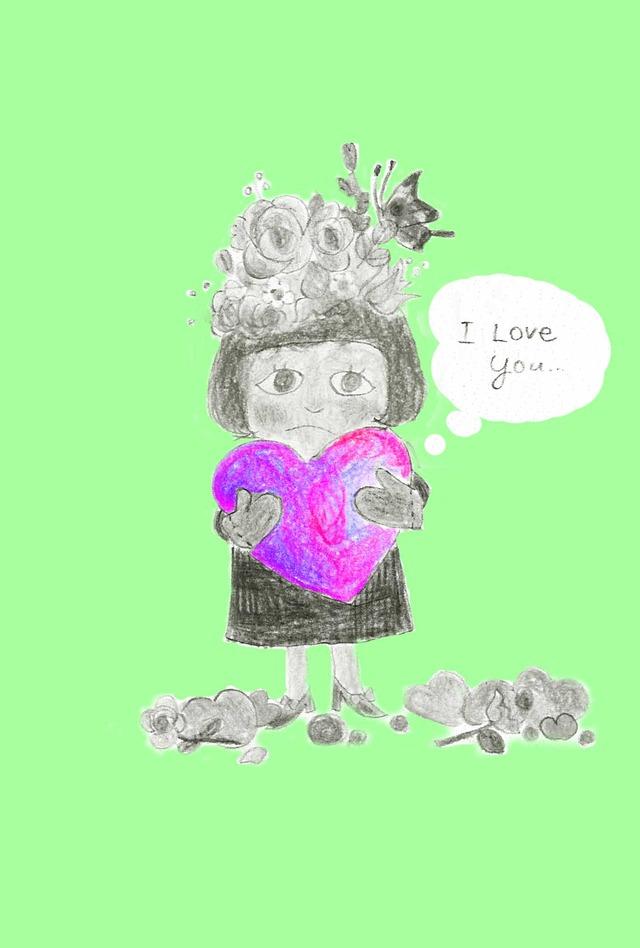 I love you(�����)���ݥ��ȥ����ɥ��å�