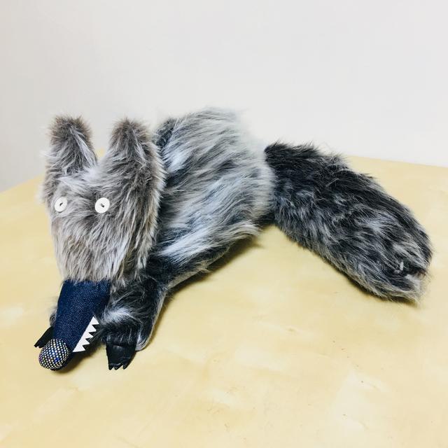 受注生産  オオカミバッグ