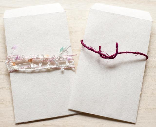 ポチ袋*大竹手すき和紙