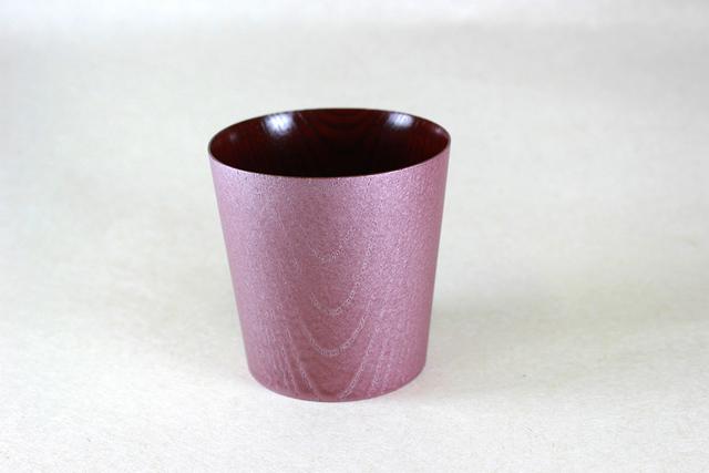 うつろいカップ シルキーピンク L/あかね